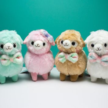 Kids Alpacasso - Fuwamoko Ribbon Series