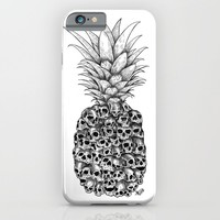 Tropical Death iPhone & iPod Case by Robin Clarijs