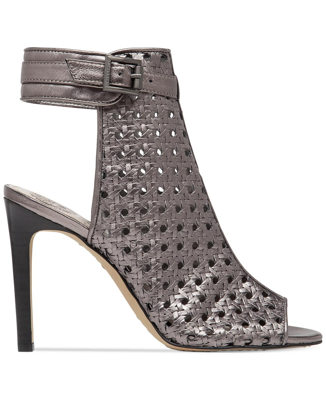 Vince Camuto Karsten Perforated Sandals from Macys | Shoes