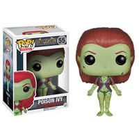 Batman Arkham Asylum Poison Ivy Pop Vinyl Figure