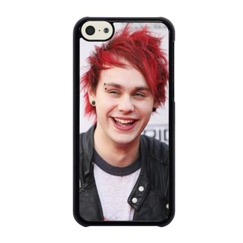 five seconds of summer michael clifford 5sos iphone 5c case cover  number 1