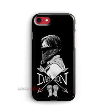 Daryl Dixon iPhone X Cases Samsung Case The Walking Dead iPhone 8 plus Cases