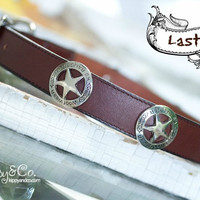 Texas Star Dog Collar