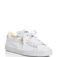 PUMA Women's Basket Classic Lace Up Sneakers | Bloomingdales's