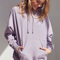 Champion Reverse Weave Hoodie Sweatshirt - Purple1