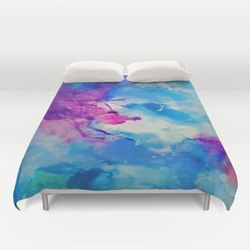 Emanate Duvet Cover by DuckyB