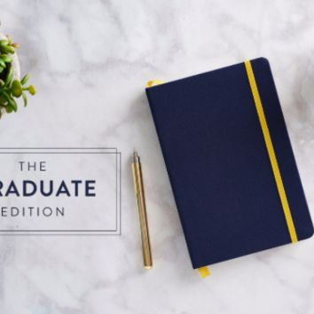 "The SELF Journal Graduation Advanced Edition Planner for Repeat Journalers and ""Graduate"" Power Users"