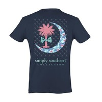 Palmetto Moon | EXCLUSIVE Simply Southern Prep Palmetto Moon T-shirt | Palmetto Moon
