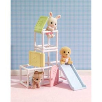 Calico Critters Baby Jungle Gym