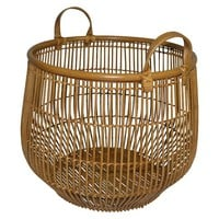 Threshold™ Linear Round Bulging Basket-Large