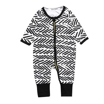 Baby Spring Newborn Girls and Boys Clothes Summer Casual Newborn Jumpsuit Toddler Kids Suits
