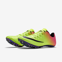 The Nike Superfly Elite Unisex Racing Spike.