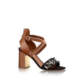 Products by Louis Vuitton: Artful sandal