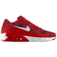 Nike Air Max 90 NM EM iD Kids' Shoe Size 6Y (White)