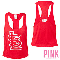 St. Louis Cardinals Victoria's Secret PINK® Crop Tank