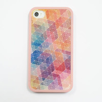 Geometric iPhone 4 Case iPhone 4s Case iPhone 4 by faroutcase