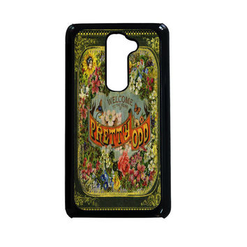Panic at the disco welcome to the sound pretty odd LG G2 Case