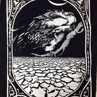 Vulture Dry Earth Backpatch