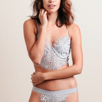 Penelope Thong By SKIVVIES By For Love & Lemons