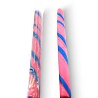 Cotton Candy Hard Candy Sticks - Old Fashion, Cotton Candy - Gilliam - Mexico - 3 oz