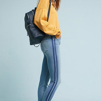 Mother The Stunner Step Fray Ultra High-Rise Jeans