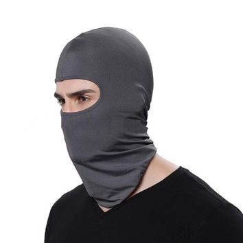 Outdoor Thickening Ski Masks Bike Cyling Beanies Winter Wind Stopper Face Hats Outdoor Sports Cycling Riding Accessories Dec 25