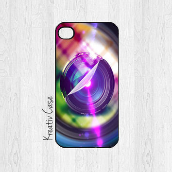 iPhone 5 case, iPhone 5S case, Photography iPhone Cover, Cool Camera iPhone Case - G020