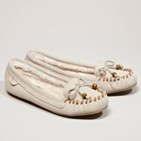 AEO Cozy Suede Moccasin | American Eagle Outfitters