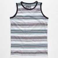 Retrofit Jack Boys Tank White  In Sizes