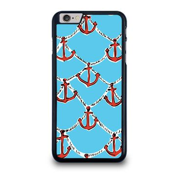 LILLY PULITZER ANCHOR iPhone 6 / 6S Plus Case Cover