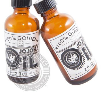 100% Pure Golden Jojoba Oil
