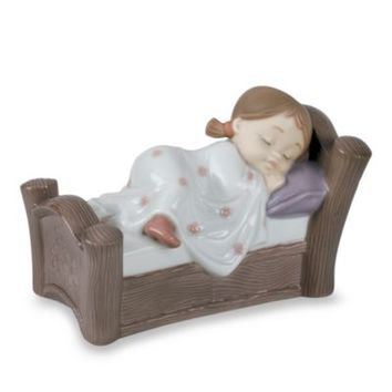 Nao® by Lladro Cosy Dreams Porcelain Figurine