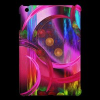Circus Lights iPad Mini Cover from Zazzle.com