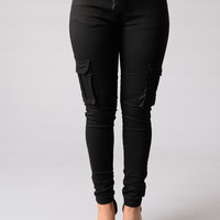 Field Trip Pants - Black