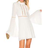 Willow Bell Sleeve Dress by For Love & Lemons