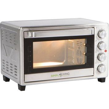 32L Convection Oven With Multiple Cooking Functions