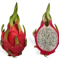 20 WHITE DRAGON FRUIT (Pitaya / Pitahaya / Strawberry Pear) Hylocereus Undatus Cactus Seeds