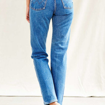 Urban Renewal Vintage Wrangler Jean - Urban Outfitters