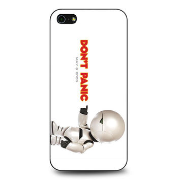 Hitchhikers Guide to the Galaxy Robot iPhone 5 | 5S Case