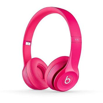 Beats Solo 2 On-Ear Headphones - Walmart.com