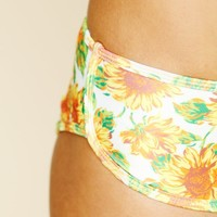 Free People Sunflower Shortie Pant