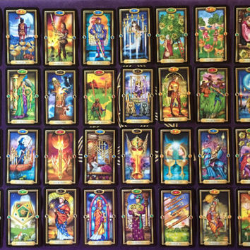 36 Card Future Reading, Tarot Card Reading, FUTURE, accurate and in-depth, video or email reading