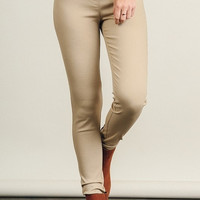 Your Favorite Leggings - Taupe