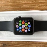 Great Condition Apple Watch Series 1 42mm Space Grey Aluminum