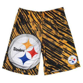 Pittsburgh Steelers NFL Reprint Shorts