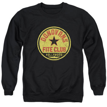 Ray Donovan Fite Club Black Crewneck Sweatshirt