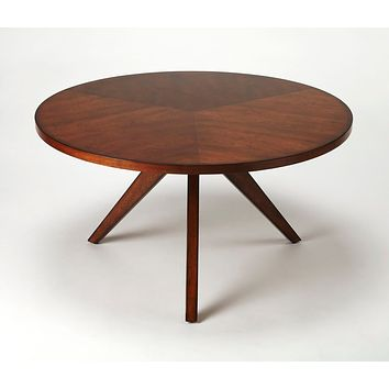 Butler Racine Antique Cherry Coffee Table