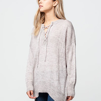 WHITE CROW Dance With Me Womens Sweater | Pullovers