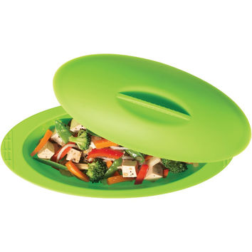 Starfrit Oval Silicone Steamer