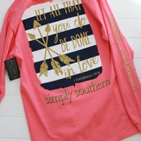 Simply Southern: Preppy In Love